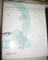 FASHION ILLUSTRATION ACCESSORIES,ILLUSTRAZIONE DI MODA ACCESSORI -BOOQS 2010(GK)
