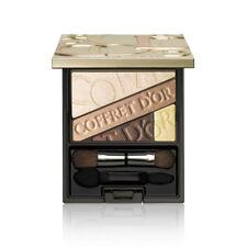 Kanebo COFFRET D'OR Beauty Aura Eyes Eye Shadow #01 Yellow Brown