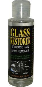 Glass Acid Rain Remover / Glass Restorer (150ml)