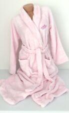 ff6bd15154b3c Новый! VICTORIA'S SECRET длинные плюшевый уютный розовый сон халат **  карманы/ангел с логотипом M/L