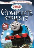 Thomas The Tank Engine and Friends Season 17 Series Seventeen & New DVD