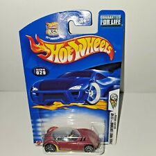 Hot Wheels Bugatti 2003 First Editions Golden Arrow #029 35th Anniversary - New