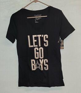 Women's Dallas Cowboys 'Let's Go Boys' Short Sleeve Tee Cowboys Her Style