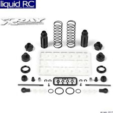 Xray 368200 rear shock absorbers complete set 2