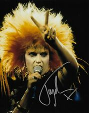 B332 Singer//Actress Toyah Photo Signed In Person