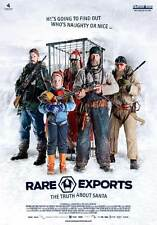 RARE EXPORTS INC. Movie POSTER 27x40 D
