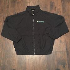 Boston Celtics Reebok Pro Summer League Golf Jacket Size Large