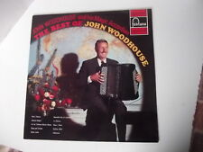 LP-The best of john woodhouse