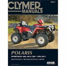 Clymer ATV Manual - Polaris Sportsman 400, 450 & 500 - M365-5