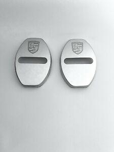Porsche Door Lock Covers Boxster Cayman Cayenne