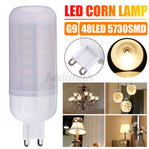 5W 48LED 5730SMD 110V Corn Lamp Replace Bulb Home Offfice Exhibition Lighting