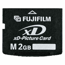 Fujifilm XD M 2GB Picture Card Memory Card 2GB Type M F/ FUJIFILM OLYMPUS Camera