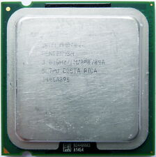 ProcesadorIntel Pentium 4 SL7PU 3 Ghz/1MB 800MHz FSB Socket/Zócalo LGA775