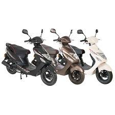Motorroller GMX 460 Sport 25 km/h Euro 4 Abgasnorm 50ccm Scooter 4 Takter Roller