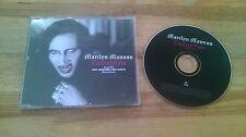 CD Gothic Marilyn Manson - Tainted Love (4 Song) MCD WEA MAVERICK sc