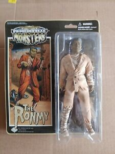 """PRESIDENTIAL MONSTERS 8"""" THE RONMY - Ronald Reagan action figure"""