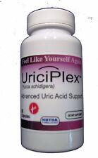 Natural herbal anti gota de ácido úrico Artritis Dolor Articular remedio alivio 60 Cápsulas