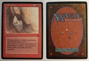 Magic - Goblin Caves - Common - The Dark - NM/EN