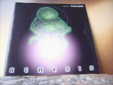 ANDY PICKFORD  ++  NEMESIS  ++  CD / SEHR GUT  ++