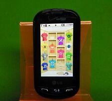 Verizon Lg Extravert Vn271Pp Qwerty Keyboard Slider Featured Phone Prepaid Only
