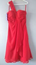BNWT JJ'S HOUSE STUNNING RED DRESS APPROX 10 12 BRIDESMAID WEDDING PARTY