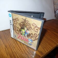 The Legend of Zelda: Phantom Hourglass DS complete DSlite DSi 3DS XL Mint New