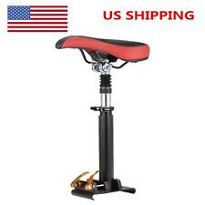 Ajustable Scooter Saddle Set for Xiaomi M365 Retractable Seat & Bumper US SHIP