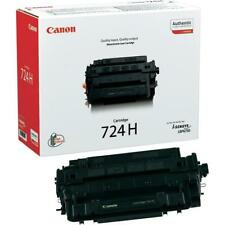 Original Canon Toner 724H schwarz CRG-724H BK 3482B002 neu D
