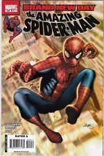 AMAZING SPIDER-MAN #549 (Mar 2008) Brand New Day NM