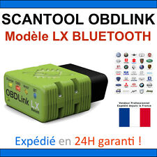 Valise diagnostique auto Pro Multimarque Obd2 Diagnostic OBDLINK LX BLUETOOTH