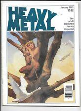 Heavy Metal Magazine Vol 6 #10 January 1983 Wrightson Crepax FN/VF 1977 Series
