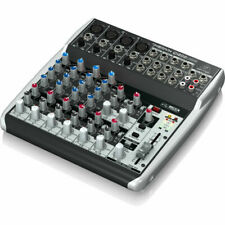 Behringer Q1202USB 12-Channel Mixer with XENYX Boutique Stereo