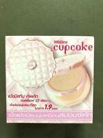 Mistine Cupcake Powder Super White Light Whitening SPF25PA+++ Face Makeup S2 10g