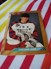 Jagomir Jagr 1992-93 Bowman Gold Foil Hockey Card #231 Mint Pittsburg Penguins