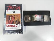 LA INVASION DE LOS ULTRACUERPOS SUTHERLAND TERROR VHS TAPE CINTA CASTELLANO