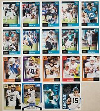 2020 Score Jacksonville Jaguars Retail Master Team Set with Rookies and Inserts