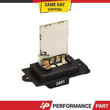 HVAC Blower Motor Resistor for 08-10 Ford Focus 2.0L 2.5L