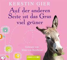 Auf der anderen Seite ist das Gras viel grüner von Kerstin Gier (2011, Hörbuch)