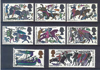 GB 900th Anniversary of Battle of Hastings 1966 MNH ordin. issue SG705 to SG712.