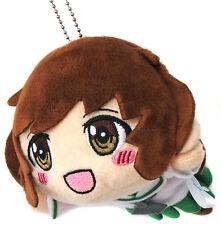 Sega Girls and Panzer Nesoberi Lying Down Plush Keychain~ SG16843 Yukari Akiyama