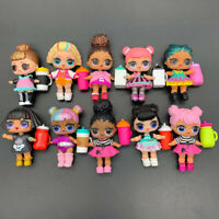 LOL Überraschung Doll L.O.L. Kitty Queen Punk Boy Unicorn Big Sister Dolls Toys