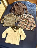 Bekleidungspaket,4 verschiedeneTeile,Kinderoberbekleidung.Gr. 128 bzw. Gr. 10
