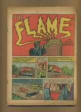 Wonder World #4 Coverless & miss.4pgs (PG-GD $360) Flame st'y complete (c#00040)