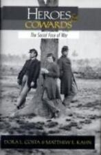Heroes and Cowards: The Social Face of War-ExLibrary