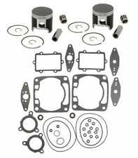 2006 2007 Arctic Cat Crossfire 6 600 SPI Pistons Bearings Top End Gasket Kit Std