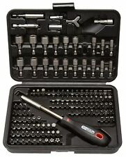 KS Tools 911.2085 CLASSIC Security Bit Set 122 Pieces 1/4-Inch NEW