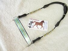 *** vip 434 *** Miniature/Mini Horse/Pony Show Halter/bridle  - Foal size*