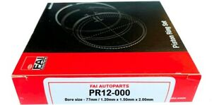 Piston Rings for Mini Cooper, Cooper S & JCW 1.4 & 1.6 16v