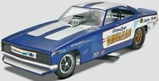 Revell Dodge Charger Hawaiian Funny Car 1/25 scale model car kit new 4287 x