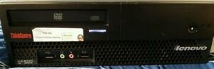 Lenovo ThinkCentre M57 Recertified Off Lease Desktop PC with Intel Core 2 Duo 2.